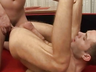 Nice dirty bareback homo fucking action
