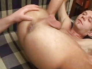 Hot gay nasty ball cream swapping
