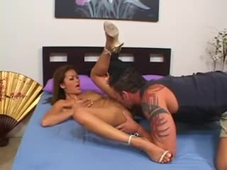 Slender Charmaine Star has great sex