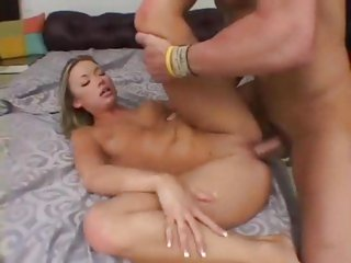Bitch Maya Hills gets drilled up her wet gash