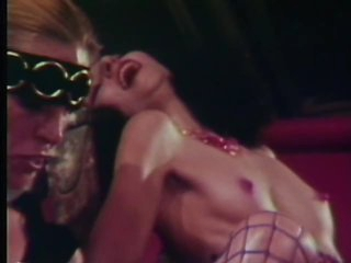 Super Wild BDSM Retro Orgy