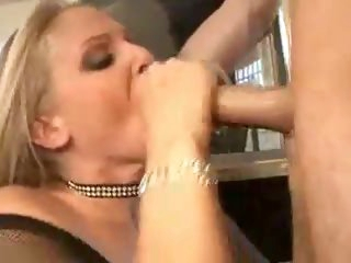 Julia Ann arouses and gets screwed hard