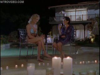 Bonerific Softcore Lesbian Sex Scene Featuring Lusty Catalina Martone