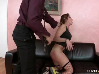 Sizzling Felony gets a rough & tumble on the sofa