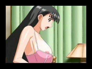 Hentai solo and sex scene