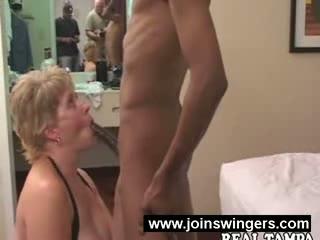 Dirty older sperm eater
