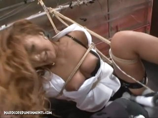 Japanese Bondage Sex - Hardcore S&m Sexual Punishment