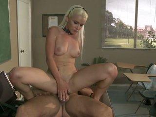 Tart Stevie Shae rides this prick up her soaking snatch