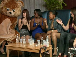 There are many parties, but Bear Party is particular for ladies