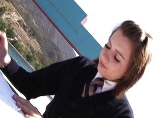 Lexi Belle slutty schoolgirl