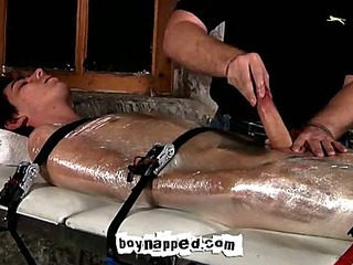 Jonny parker bound and punished