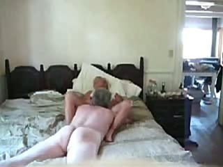 Mature couple filming him giving his 53 yo wife an orgasm