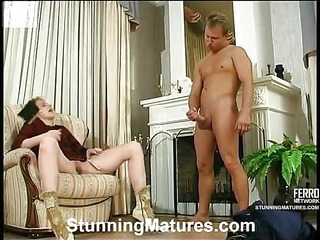 Alice&Adrian naughty mature action