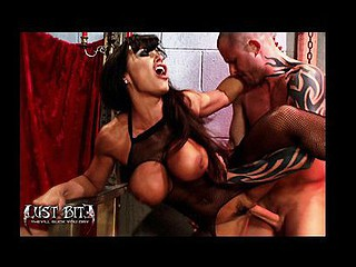 After an intense super fuckfest, Diamond has Scott taken to the vampire queen, Lisa Ann for a last smack! Scott finds out what those slutty fangers have been up to and must find a way to stop it previous to this guy is consumed by their craving bite.