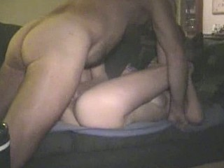 Mature slut has a creamy sweet pussy which makes her husband extremely horny in this private sex video. She gets her creamy pussy licked and fucked by this cock.