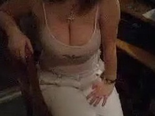 It's a great thing when a pair of huge tits get exposed on camera and make their way to the internet. This way everyone can enjoy their viewing pleasure and quite easily in the privacy of their computer screen.