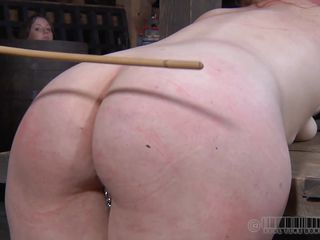 Damn I love spanking a big white booty slut until her ass turns red. This pretty bitch enjoys it to and moans with pleasure as I punish her. Take a look at her booty, should I stick something in it or just keep on spanking it.