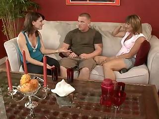 Linda Roberts & Jillian Foxxx L7