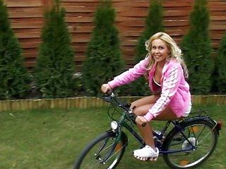 Adriana Rouso likes to ride