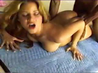 Monica Sweetheart has black anal sex
